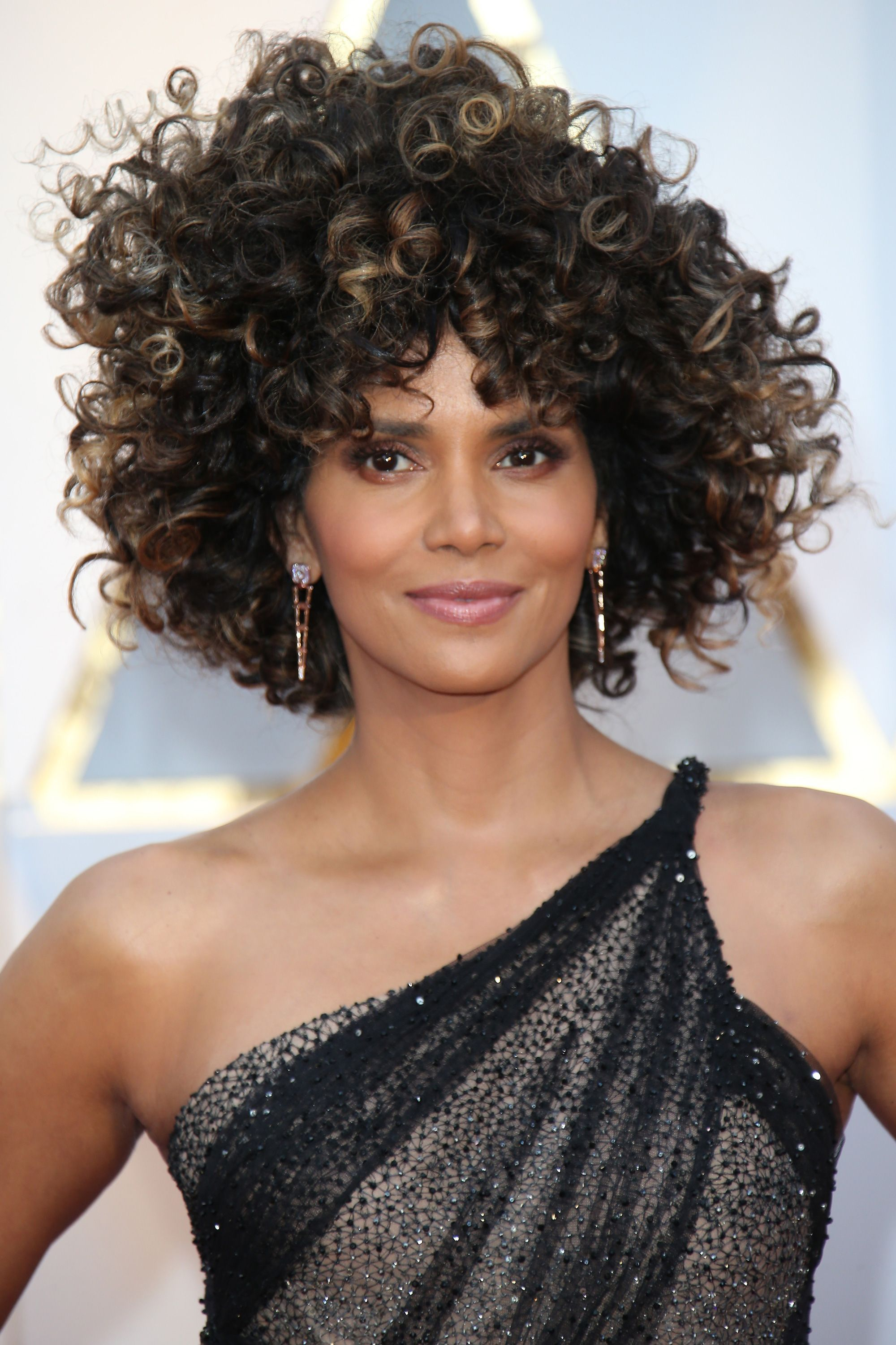 Image result for loose natural curly hairstyles prom