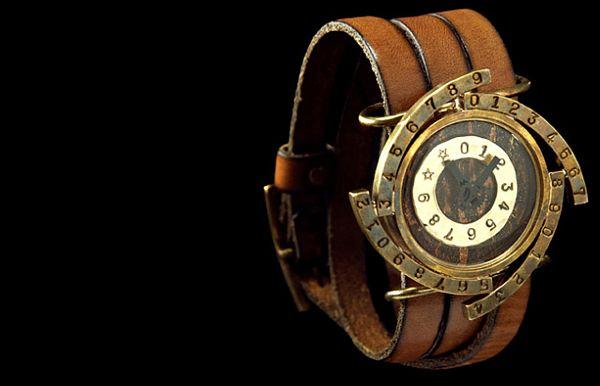 Steampunk Watches by Dedegumo
