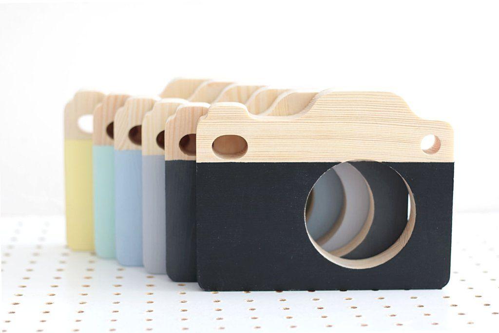 Wooden camera - happylittlefolks - 7