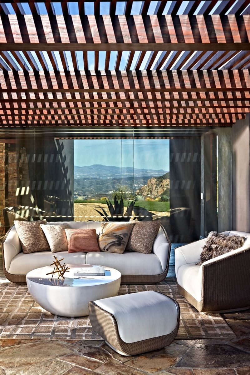 High fashion hits the terrace. | Porta Forma | Outdoor ... on Ab And Outdoor Living id=78260