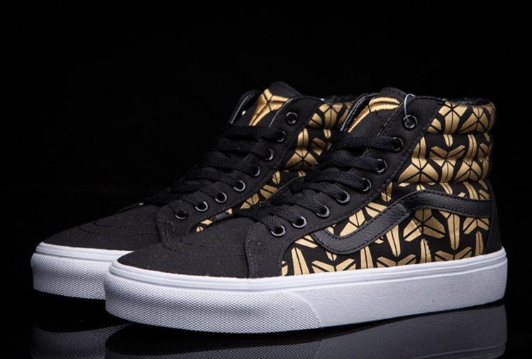 Limited Edition Vans Kobe Bryant Sk8 Hi Skateboard Shoes Hf 19 59 99 Vans Shop Vans Shop In California Vans Vans Shop Vans Shoes High Tops