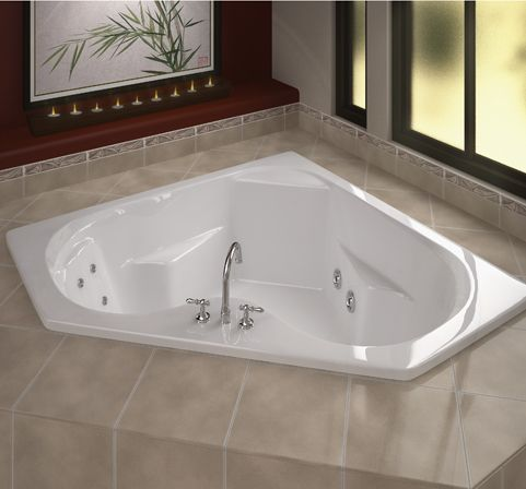 Amazing designs of jacuzzi tubs that were a hit - Whirlpool tubs for small bathrooms ...
