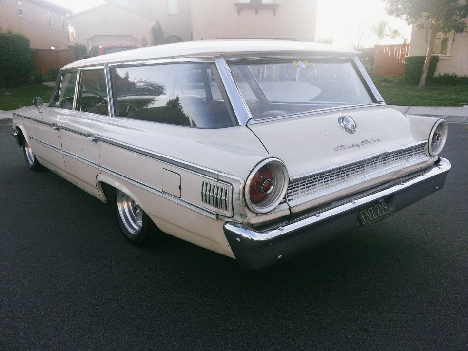1963 Ford Galaxie Country Wagon For Sale Ford Galaxie Wagons