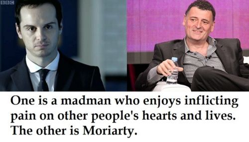 Image result for sherlock moriarty memes