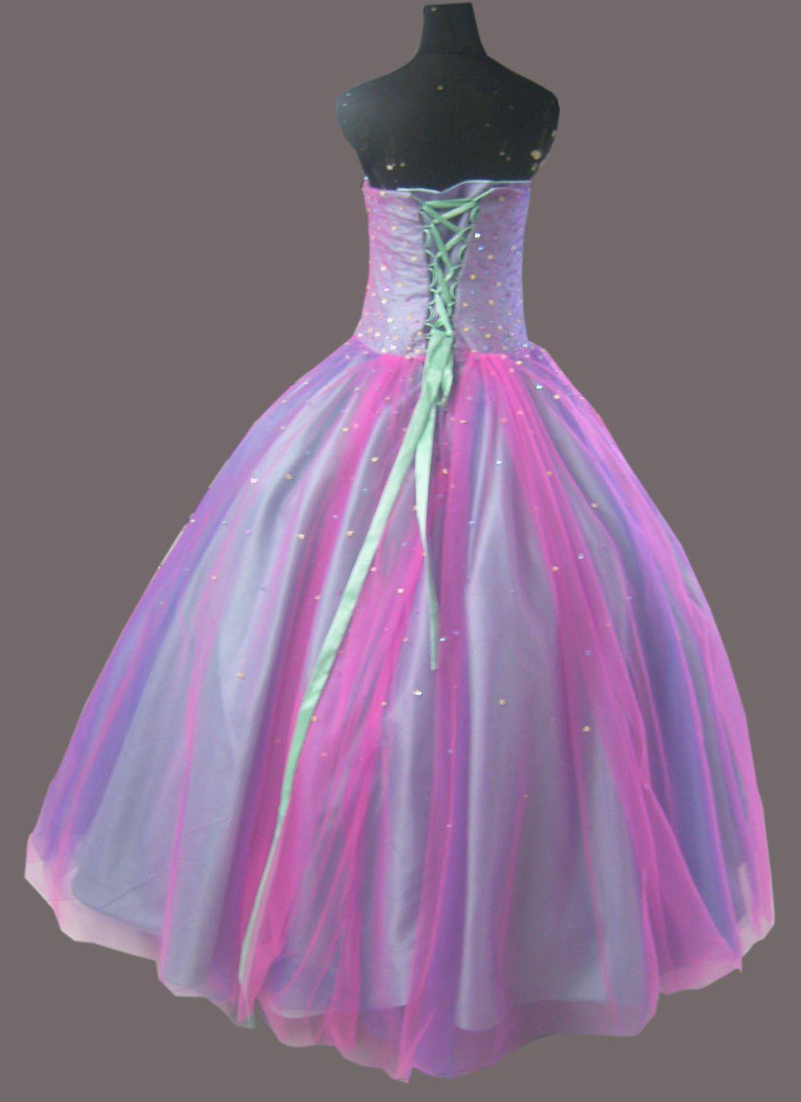 Ayanna\'s sweet 16 dress! | Sweet 16 | Pinterest