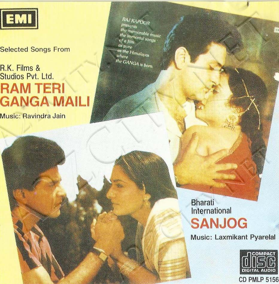Ram Teri Ganga Maili 1985 Flac Bollywood Songs Film Studio Songs