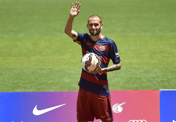 'It's a dream come true' - Vidal unveiled at Barcelona