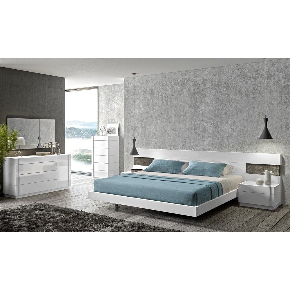 exclusive wood contemporary modern bedroom sets two of the   - exclusive wood contemporary modern bedroom sets two of the  drawer chestswill match with the two contempo cabinets in the bedroom
