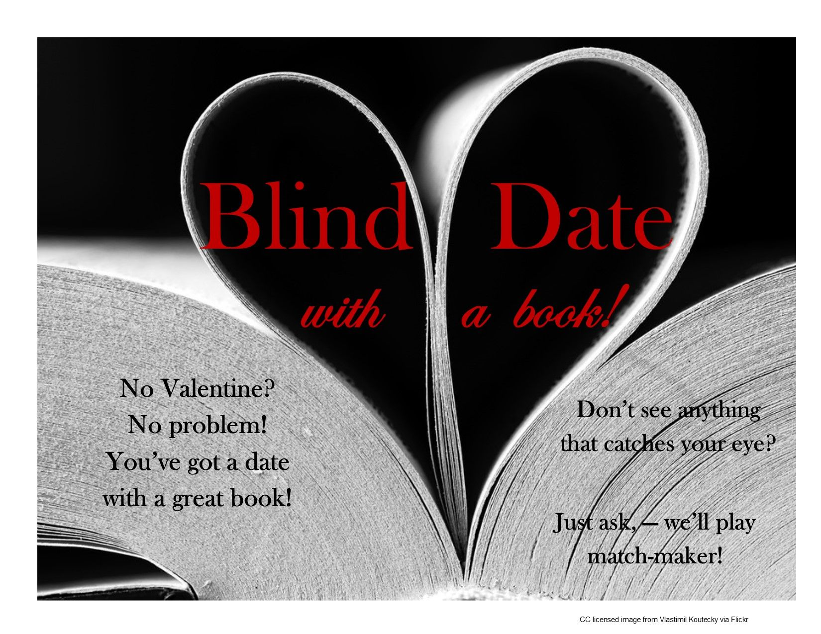 Blind date titles