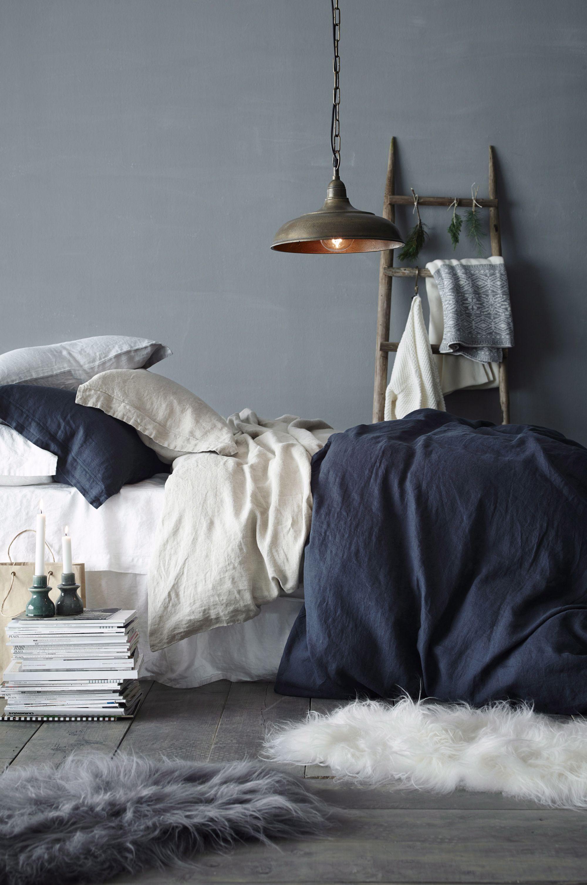 Get Inspired By These Vintage Bedroom Designs Blue Bedroom