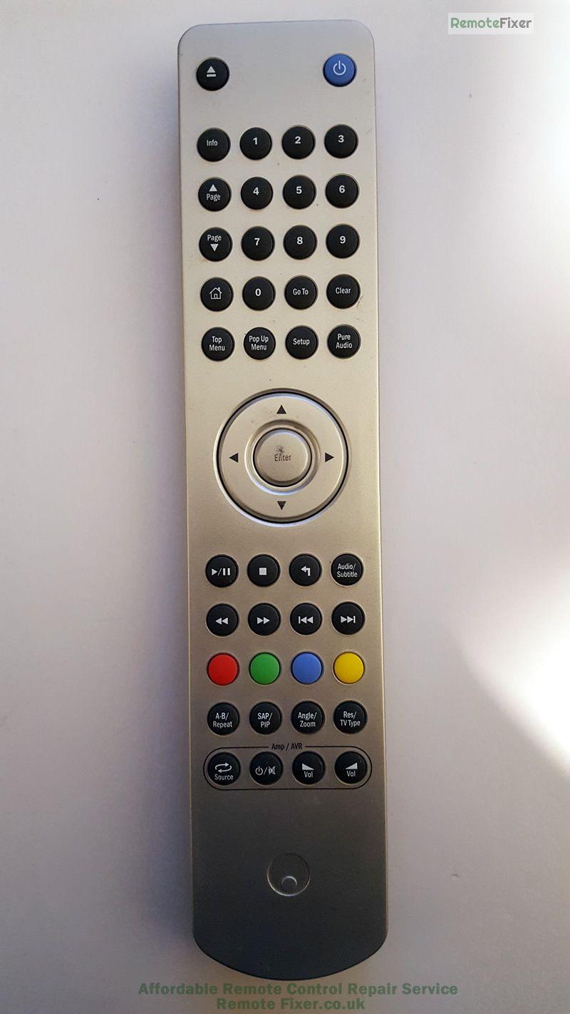 Cambridge audio rc650bd remote control repair in 2020