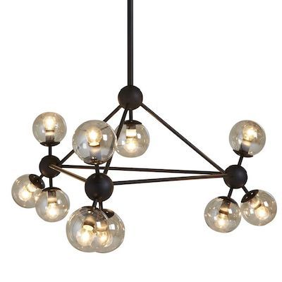 Retro lighting cluster pendant light from dwell hit the lights retro lighting cluster pendant light from dwell mozeypictures Images