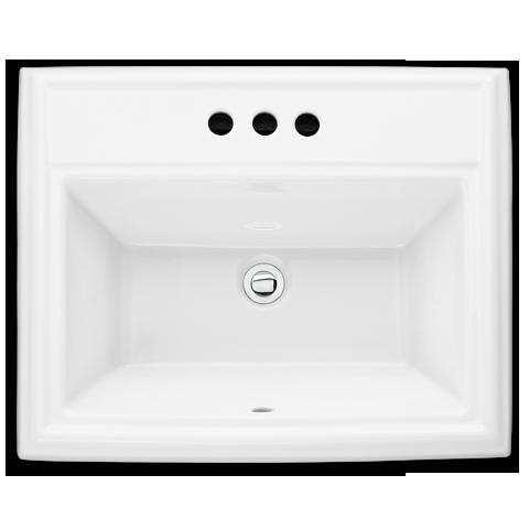 Bathroom   Town Square Countertop Sink   AMERICAN STANDARD. Town Square Countertop Sink Dimensions  23 1 8  x 18 3 4  Bowl