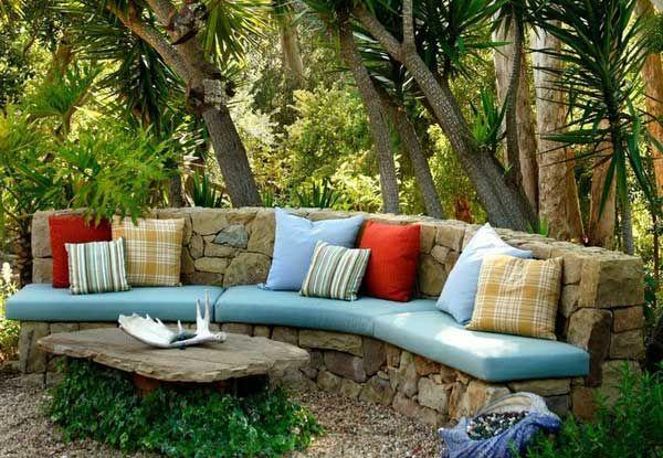 35 ideas DIY geniales para crear tu propio banco de jardin 28 ...