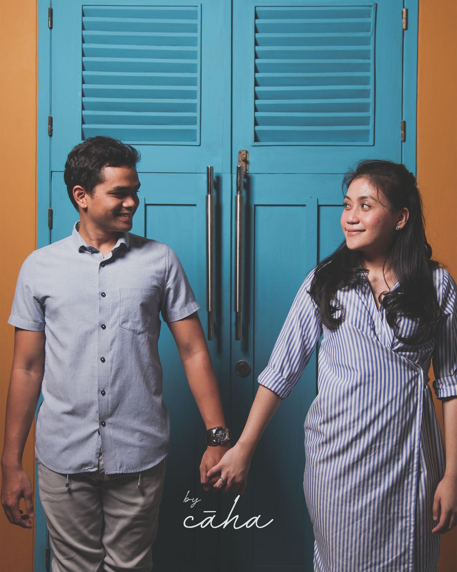 Prewedding Photography At Caha Studio Jakarta