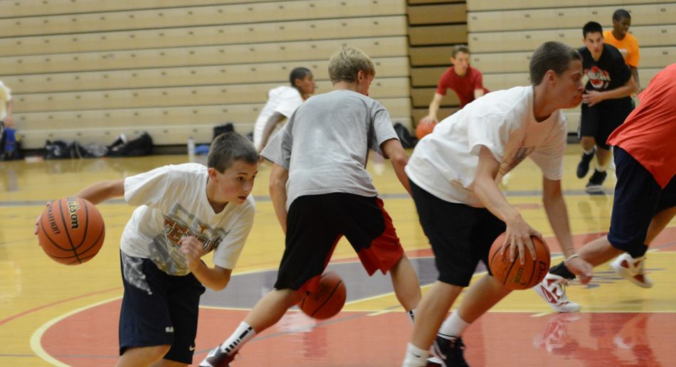 I M Possible Basketball Camps Are Considered As Authorities In The Whole Camp And The Discipline Of All Participants Boys Basketball Basketball Camp Basketball