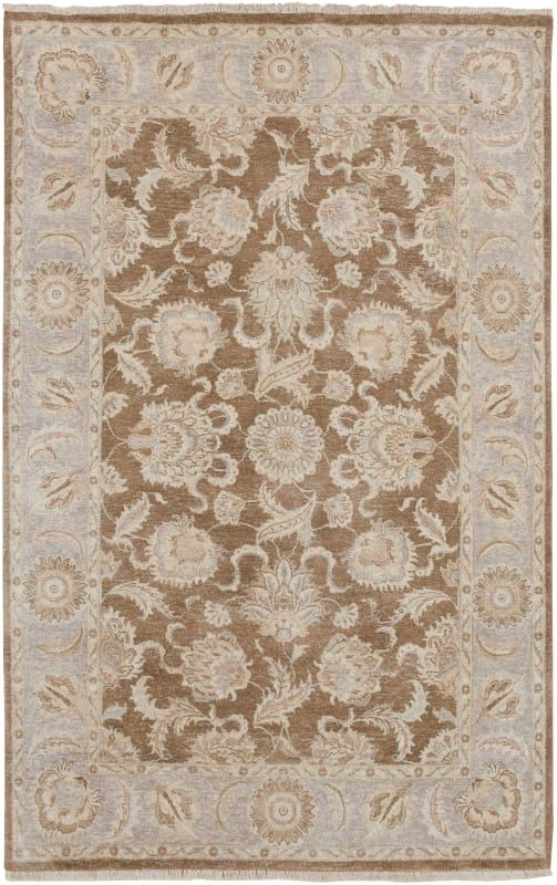 Surya Tim7907 5686 Products Rugs Traditional Rugs Brown Rug