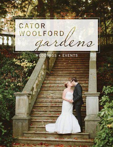 Cator Woolford Gardens At The Frazer Center, Atlanta, GA