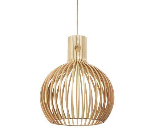 Replica secto seppo koho octo 4240 wood pendant lamp aloadofball Choice Image