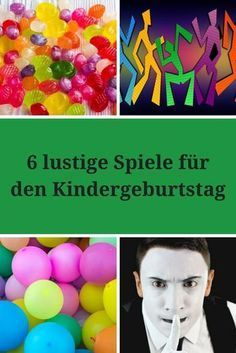 6 lustige spiele f r den kindergeburtstag pinterest. Black Bedroom Furniture Sets. Home Design Ideas