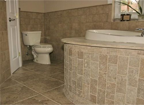 Bathroom Tile Designs Gallery Awesome Travertine Bathroom Tiles Design1  Bathroom Ideas  Pinterest Review