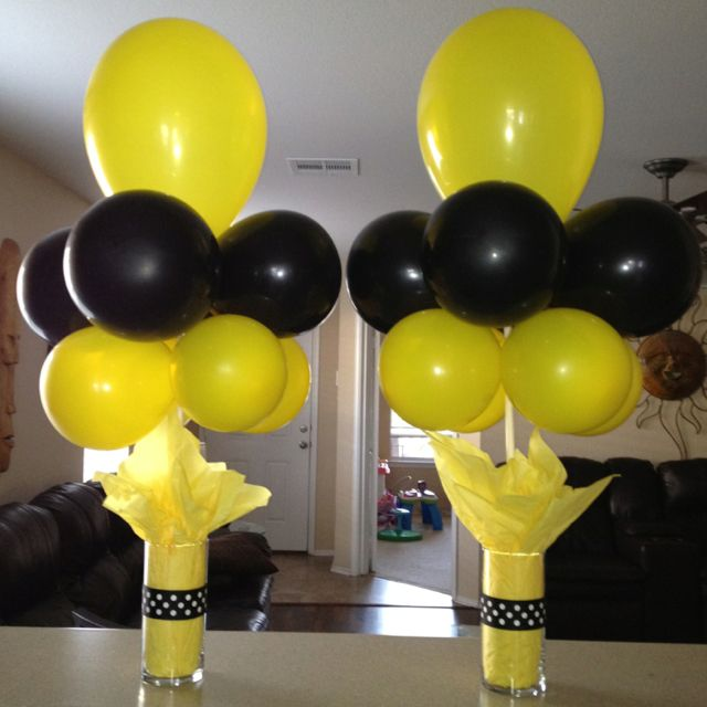 Perfect For My Little Girls Bee Theme Birthday Party