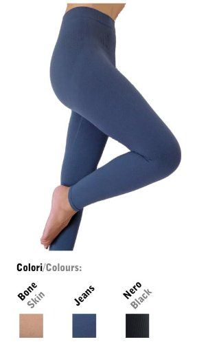 23397ec0f2851 Anti-cellulite slimming leggings + silver (XXL, Black) $38.90 ...