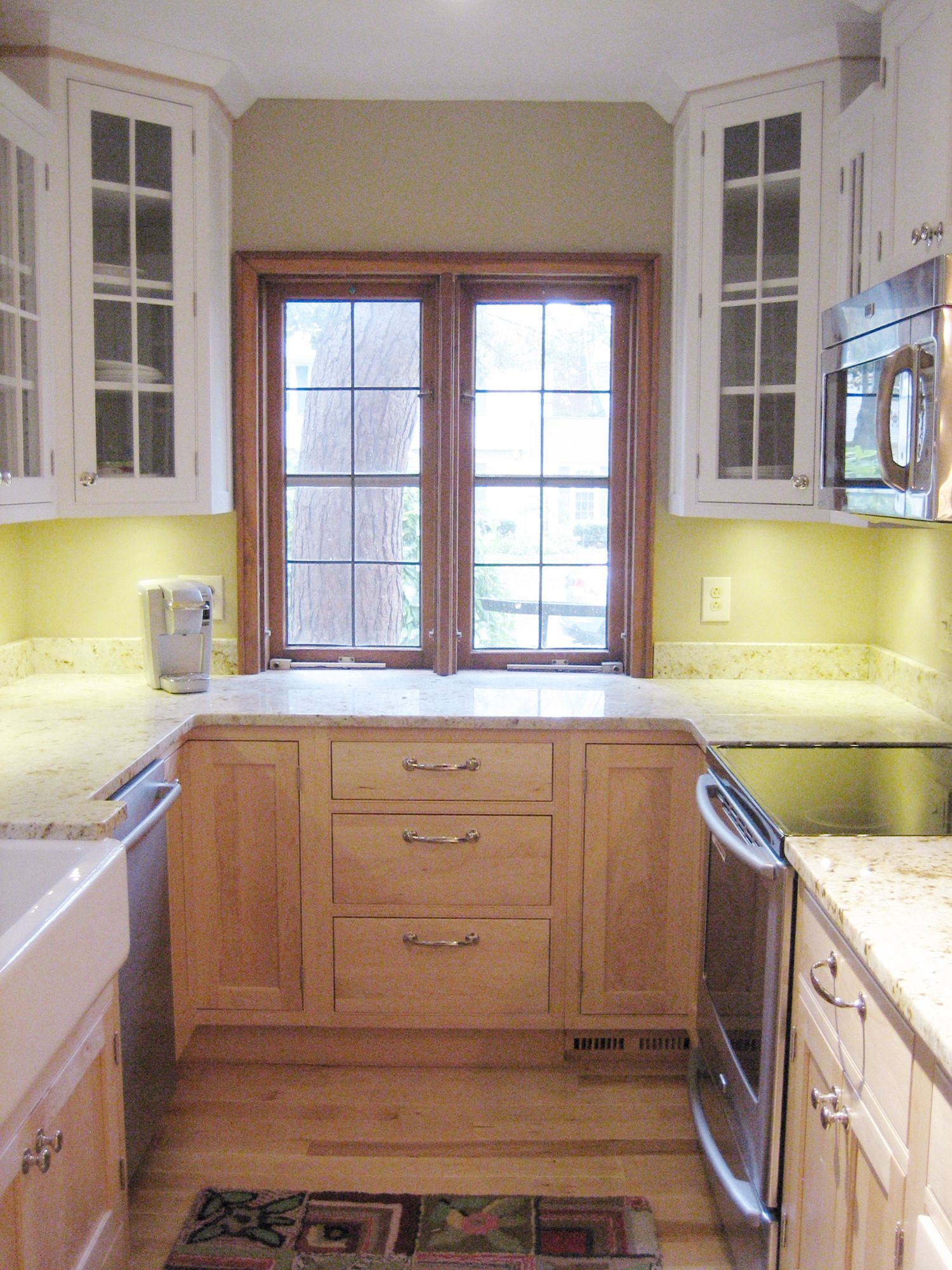 In this Madison, Wisconsin kitchen remodel, designer Jenny ...