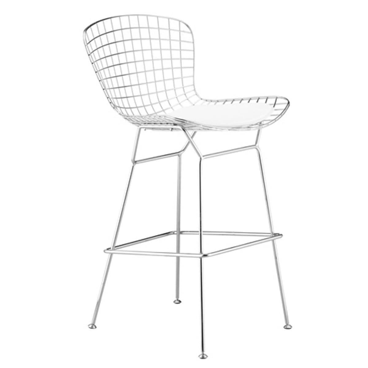 Fine Mod Imports Wire Counter Height Chair