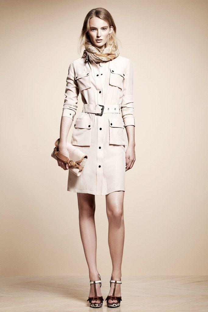 Belstaff Resort 2013 Fashion Show - Ymre Stiekema