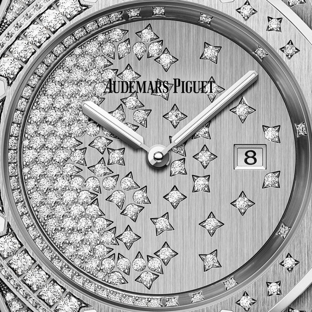 Audemars Piguet Royal Oak Audemars Piguet Royal Oak Clock Wall Clock