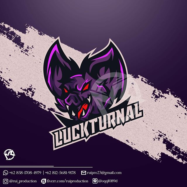 Download Logo Esports Dan Cetak Jersey Rui Production Instagram Photos And Videos Game Logo Design Game Logo Line Art