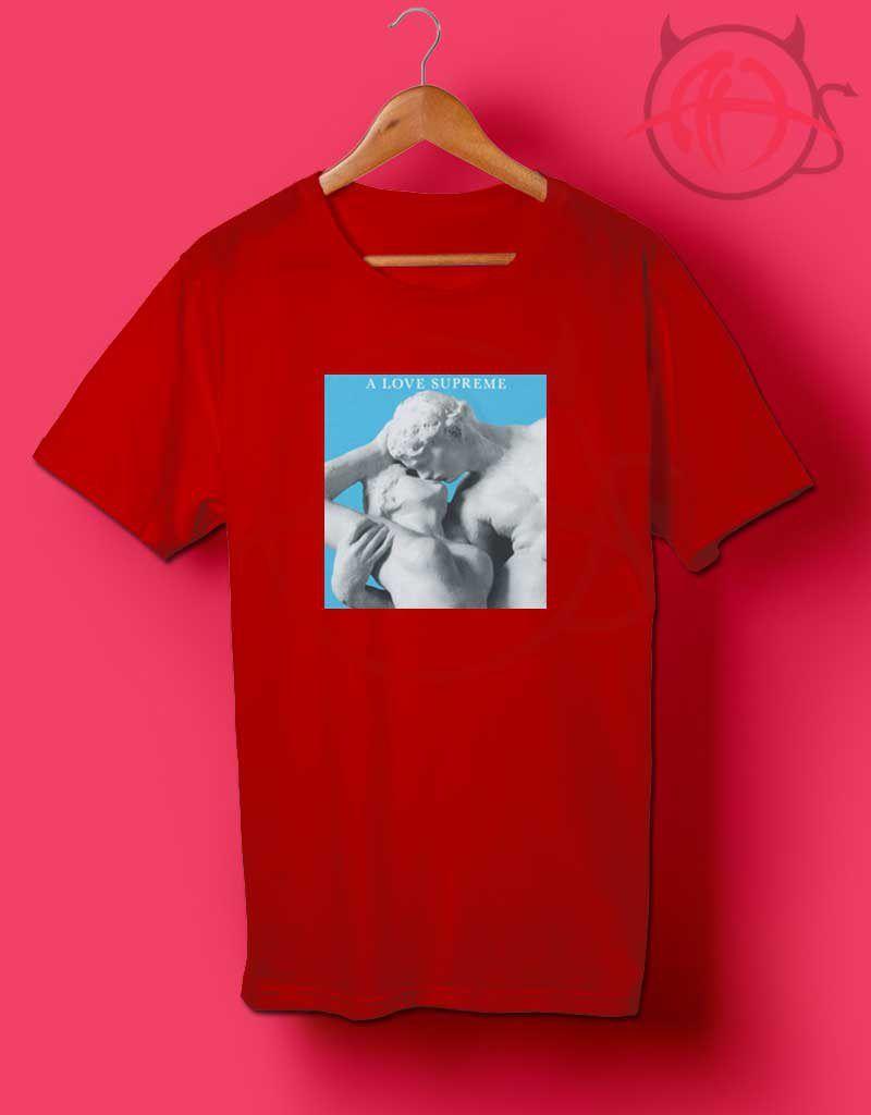 T Shirt Cheap Custom Supreme Tee Design