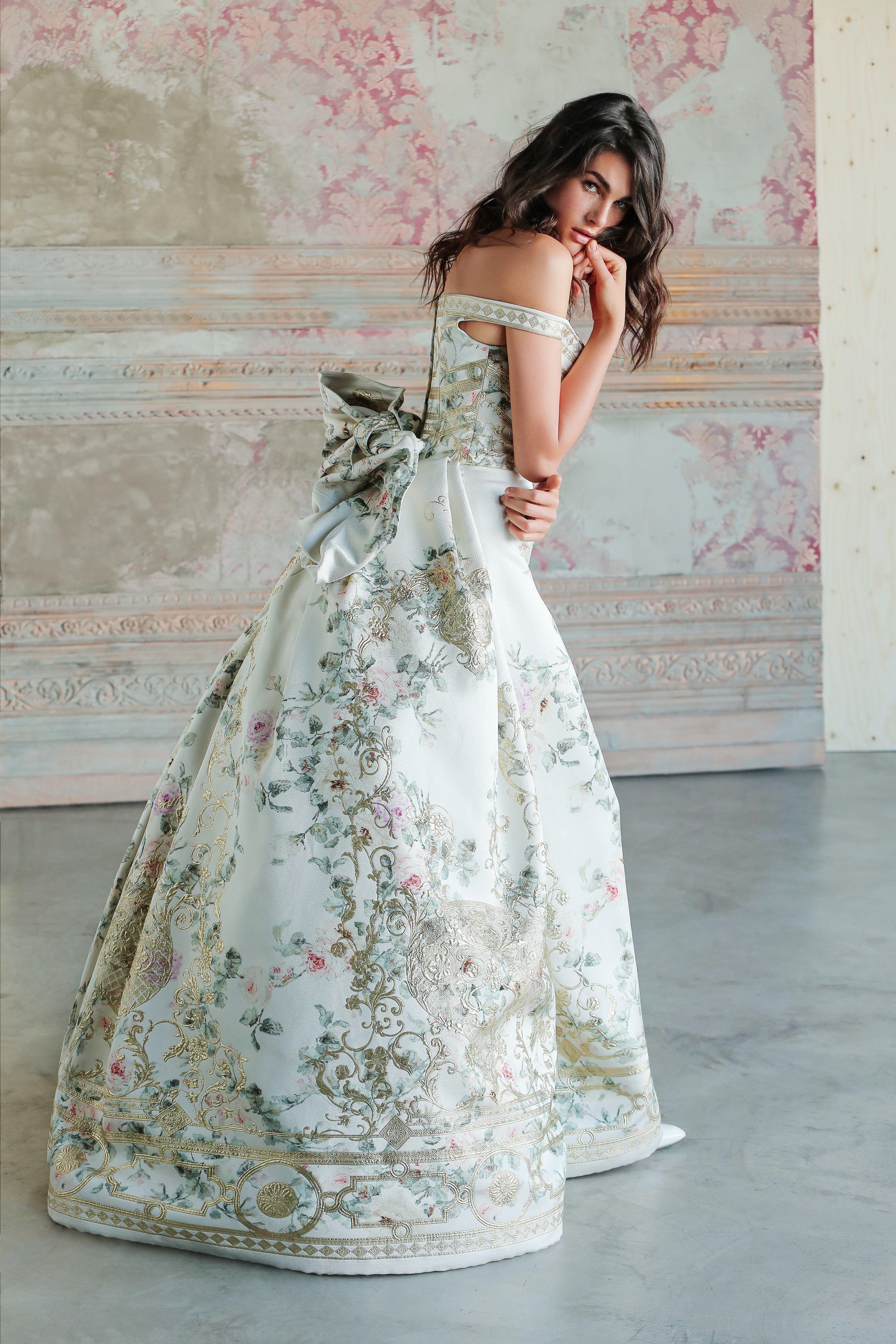Wedding dresses on short brides  Antonio Riva Bridal u Wedding Dress Collection Spring   Brides