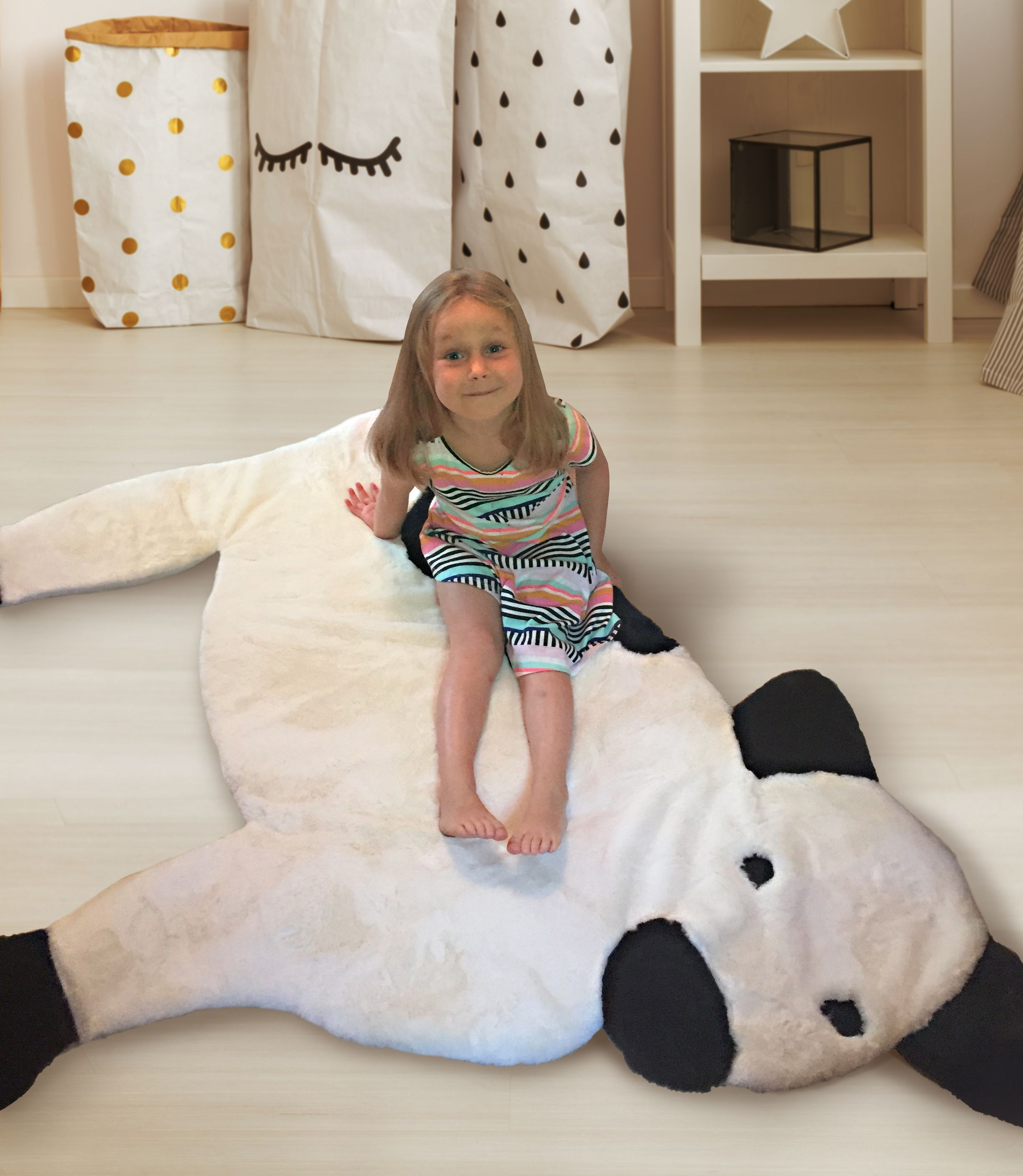 Animal Shape Faux Fur Rug For Nursery Or Kids Room 3x5 4x6 Warm Fuzzies Rugzies Original Collection Cow Additional 15 Off On Your First Order With