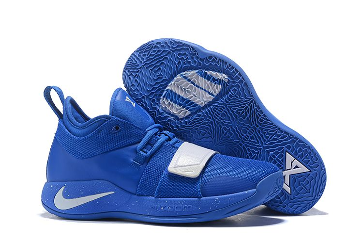43c84c1b8e4 Nike PG 2.5 Royal Blue White For Sale