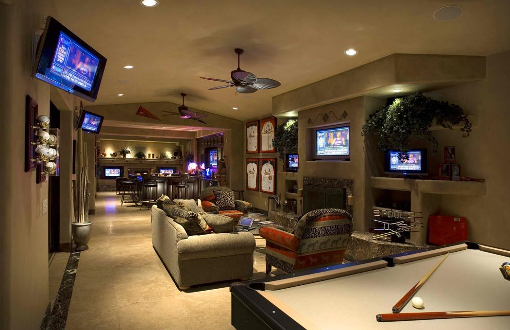 At Home Sports Bar For My Man Home Video Game Rooms Man Room