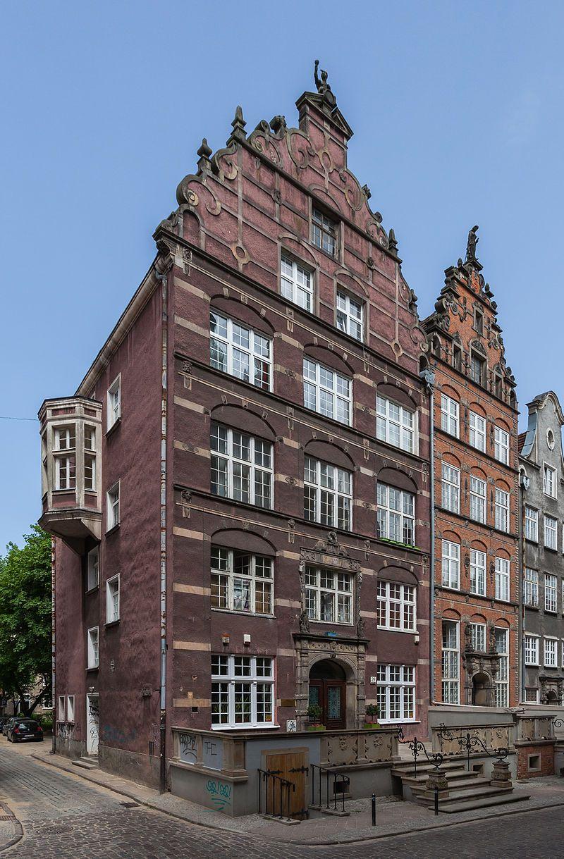 Edificio en Mariacka 29, Gdansk, Polonia, 2013-05-20, DD 01.jpg