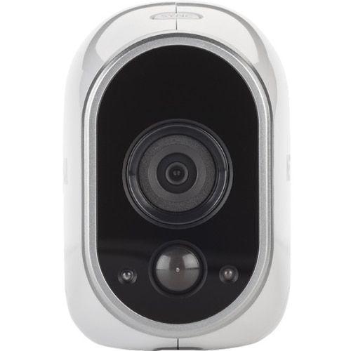 Netgear Arlo VMC3030 Network Camera - 1 Pack - Color, Black