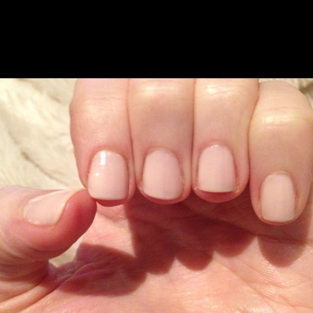 Perfect Natural Nail Color Essie S Cabriolet