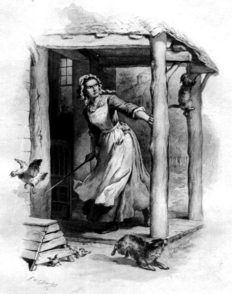 On The Rampage From Great Expectations Dickens Pinterest