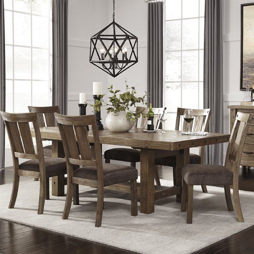 Tribecca Home Acton Warm Merlot X Back Casual Dining Side: Found It At Joss & Main