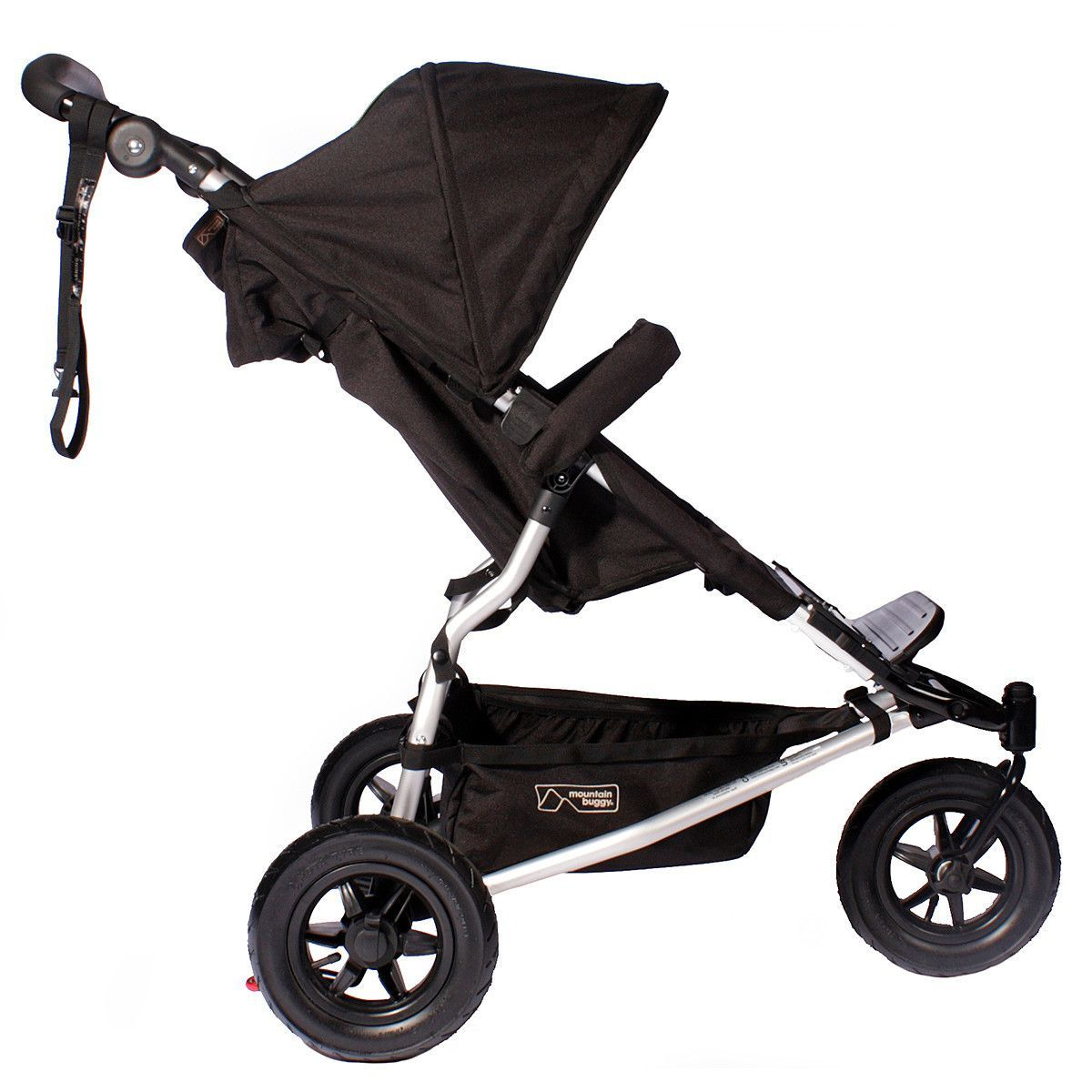 Mountain Buggy Swift Compact Stroller Chilli Products