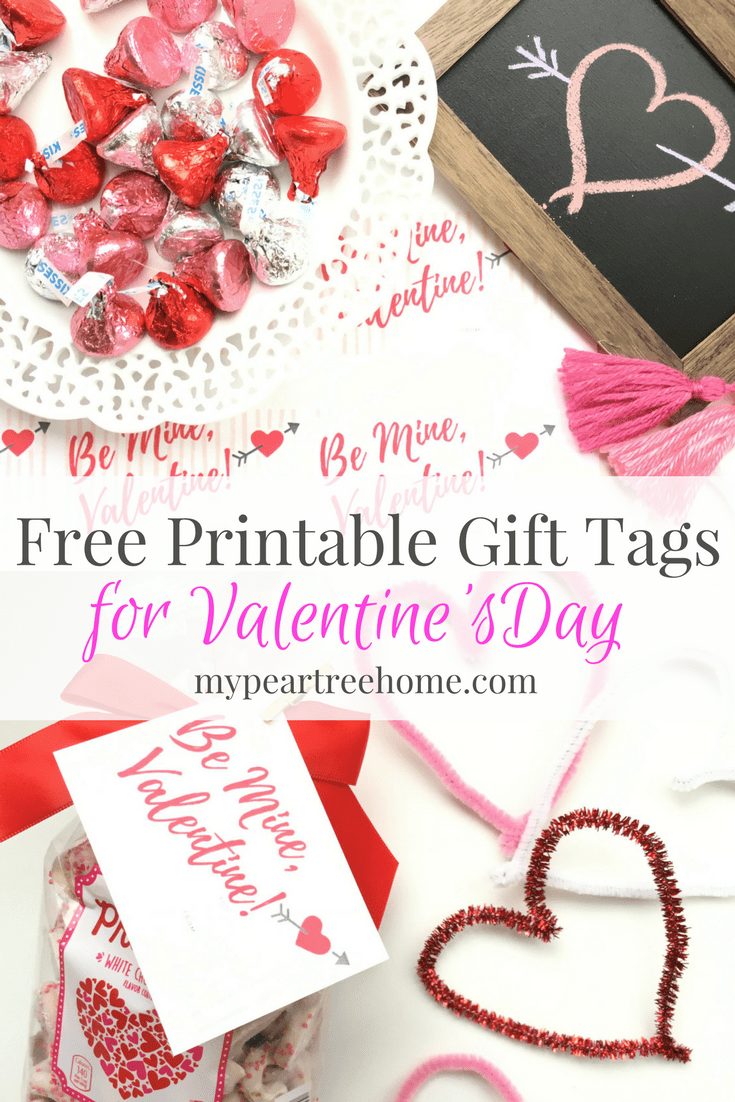 valentines day printable gift - 735×1102