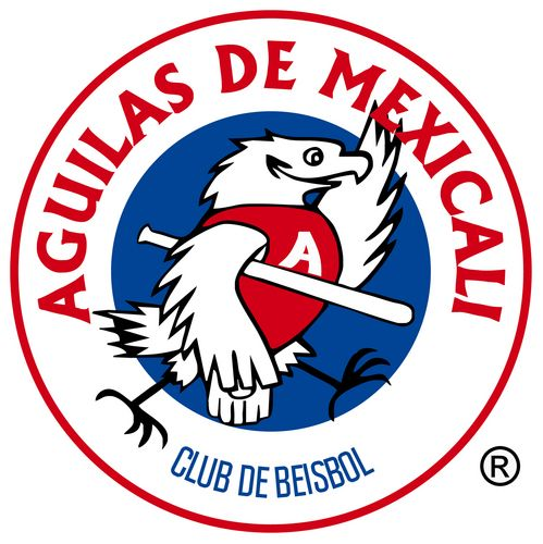 Aguilas De Mexicali Club De Beisbol California Logo Mexicali Aguilas