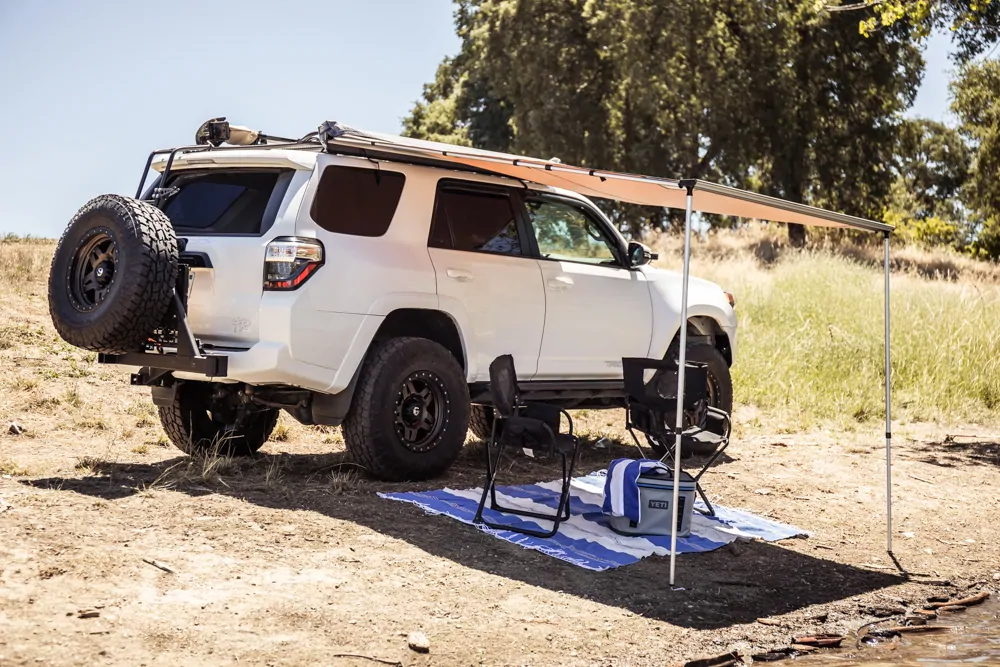 Arb 2000 Awning Install Overview On 5th Gen 4runner Trail4r Com 4runner Awning 4runner Accessories