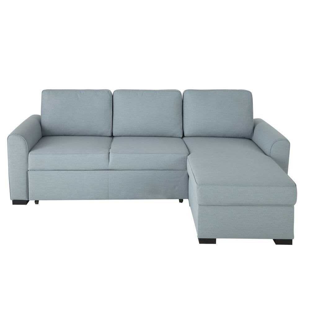 Fine Blue Grey 3 4 Seater Corner Sofa Bed Living Room In 2019 Ibusinesslaw Wood Chair Design Ideas Ibusinesslaworg