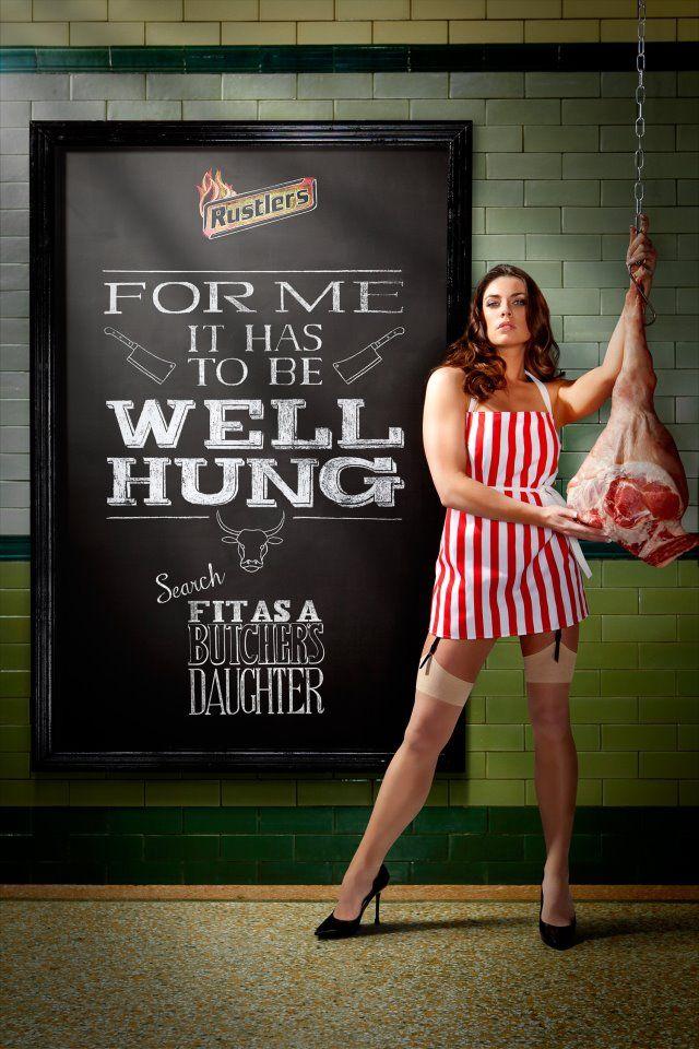 hot female butcher - Bing images