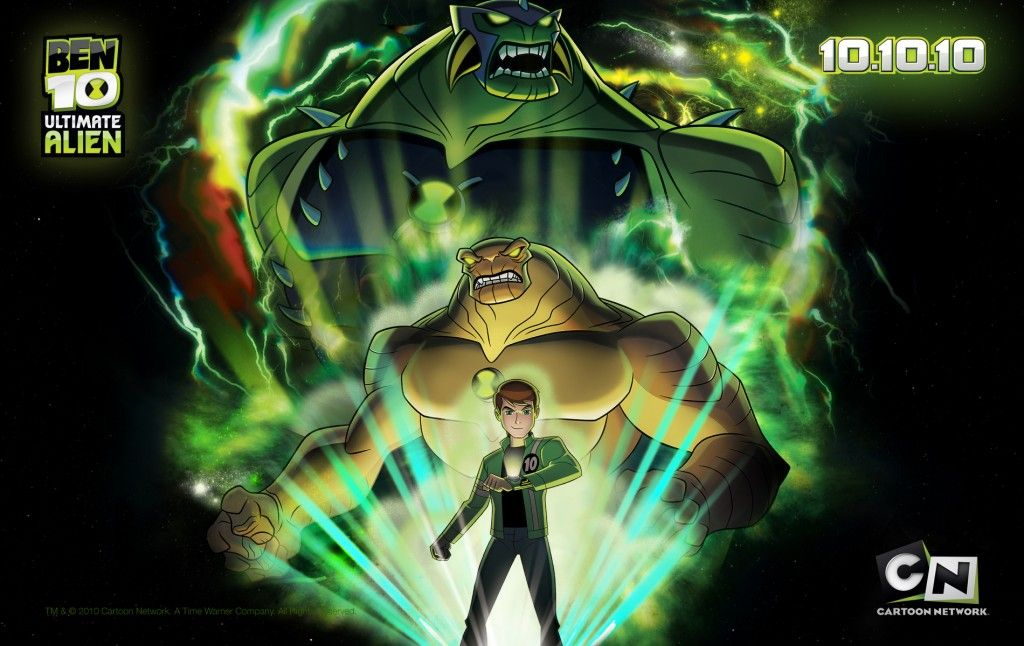 Ben 10 Ultimate Alien Wallpapers Wallpapersafari Ben 10 Ultimate Alien Ben 10 Alien Force Ben 10