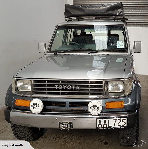 Toyota Land Cruiser Prado 1992 Trade Me Land Cruiser Toyota Land Cruiser Toyota Land Cruiser Prado